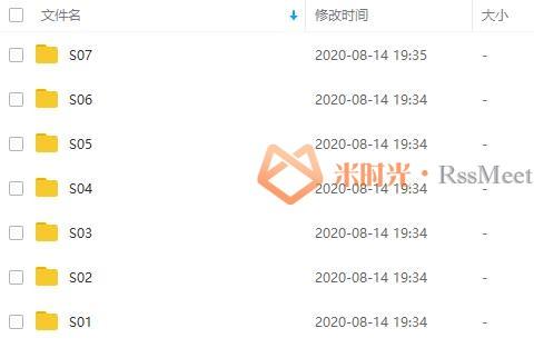 美剧《神盾局特工》第1-7季高清1080P百度云网盘下载[MP4/221.23GB]中英双字无水印-米时光