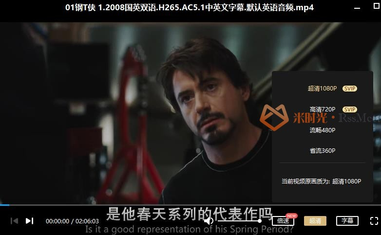 Marvel漫威电影合集24部超清1080P百度云网盘下载[MKV/MP4/121.27GB]-米时光