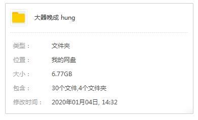 美剧《大器晚成(Hung)》全三季30集高清英语中字[MKV/720P/6.77GB]百度云网盘下载-米时光