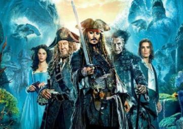 《加勒比海盗1-5部》高清1080P百度云网盘下载[MKV/14.42GB]国英双语中字-米时光
