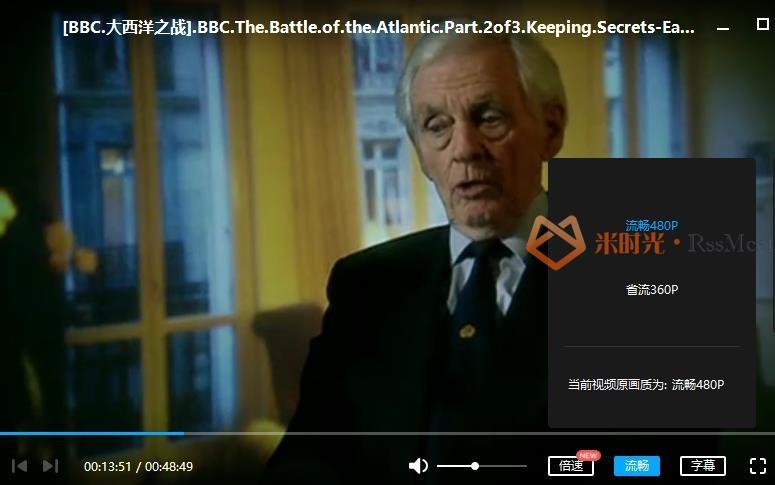 BBC记录片《第二次世界大战历史全记录》百度云网盘下载资源[全集完整版](外挂中英字幕)[AVI/480P]-米时光