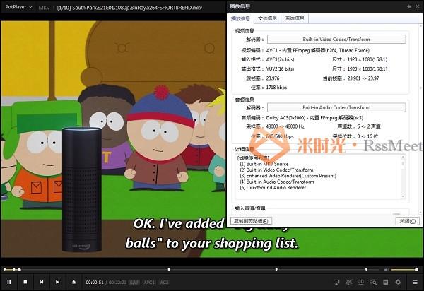 美漫《南方公园/South Park》第1-23季全集百度云网盘下载[MP4/1080P/349.92GB][英语英文字幕]-米时光