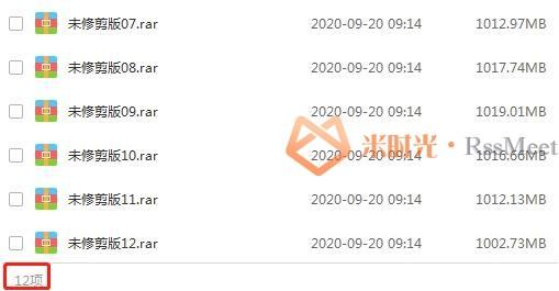 日漫《伊藤润二惊选集》全12集百度云网盘下载[TS/1080P/11.89GB][日语中字无水印]-米时光