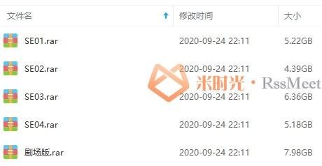 英剧《神探夏洛克/Sherlock》[第1-3季+剧场版]高清1080P百度云网盘资源下载[MKV/29.13GB]中英特效双字无水印-米时光