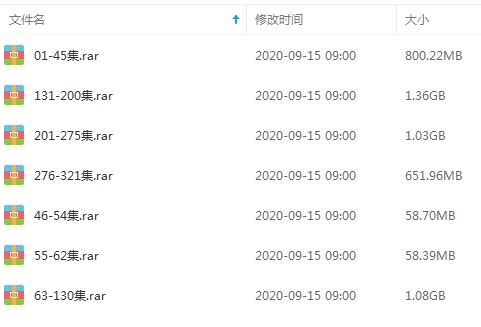 凯叔讲故事之《凯叔三国演义》全321集百度云网盘资源分享下载[MP3/5.01GB]-米时光