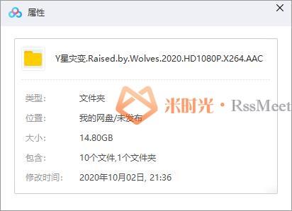 美剧《异星灾变》第1季高清1080P百度云网盘资源下载[MP4/14.80GB]中字无水印-米时光