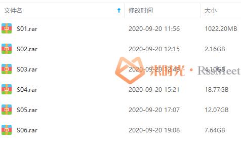 王尼玛《暴走大事件》第1-6季全集百度云网盘资源分享下载[FLV/F4V/MP4/46.21GB]-米时光