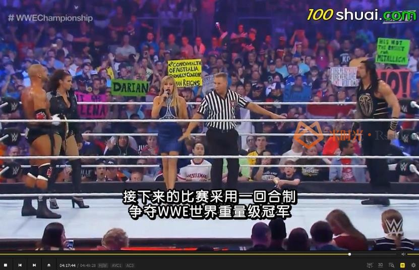 《WWE摔角狂热1-35期合集》百度云网盘资源下载[MP4/RMVB/MKV/720p/1080P/132.01GB]-米时光