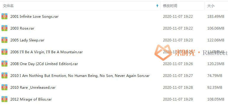 《麦斯米兰海克/Maximilian hecker》歌曲合集百度云网盘下载(2001-2012年8张专辑)[M4A/941.93MB]-米时光