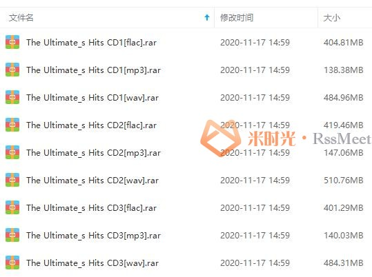 LMF大懒堂《TheUltimate_sHits》[45首歌曲精选]合集百度云网盘下载[FLAC/MP3/3.06GB]-米时光