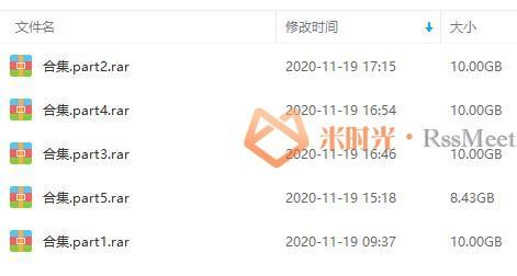 《冷门日韩电影10部精选》超清1080P百度云网盘下载[TS/48.43GB]-米时光