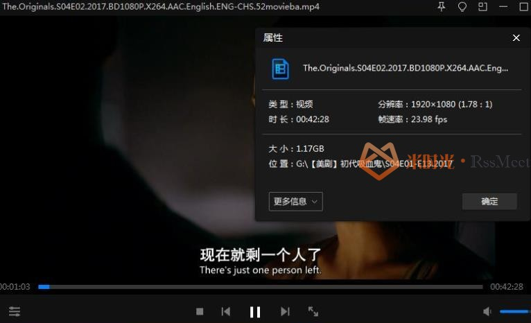 《The Originals/始祖家族/初代吸血鬼》第1-5季全集高清1080P百度云网盘下载[MP4/99.96GB]中英双字无水印-米时光