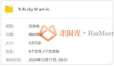 《瑞奇马丁/Ricky Martin》[64张CD]歌曲合集百度云网盘下载[MP3/5.07GB]-米时光