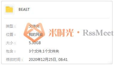 《Beast组合》歌曲合集百度云网盘下载[FLAC/MP3/5.30GB]-米时光