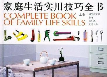 《家庭生活实用技巧全书》PDF电子书百度云网盘下载[PDF/53.86MB]-米时光
