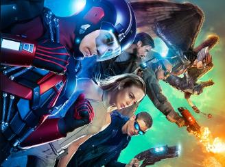 DC《明日传奇》第1-5季高清1080P百度云网盘下载[MKV/70.98GB]中英双字-米时光