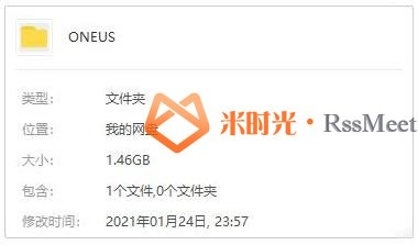 《ONEUS》歌曲百度云网盘下载[7张专辑][FLAC/MP3/1.46GB]-米时光