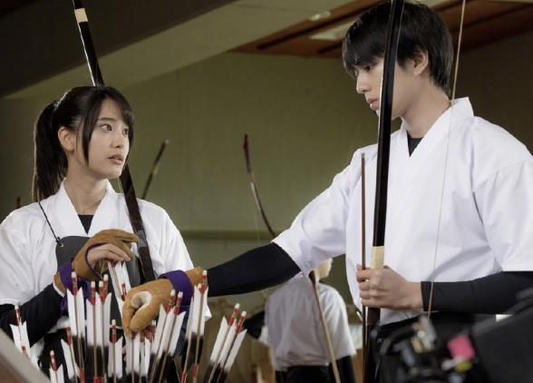 漫改穿越电影《群青战记》首曝剧照,于3月21号日本上映-米时光