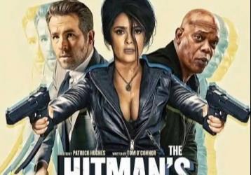 《王牌保镖2》之《杀手妻子的保镖》宣告提档至6月16日北美院线上映。-米时光
