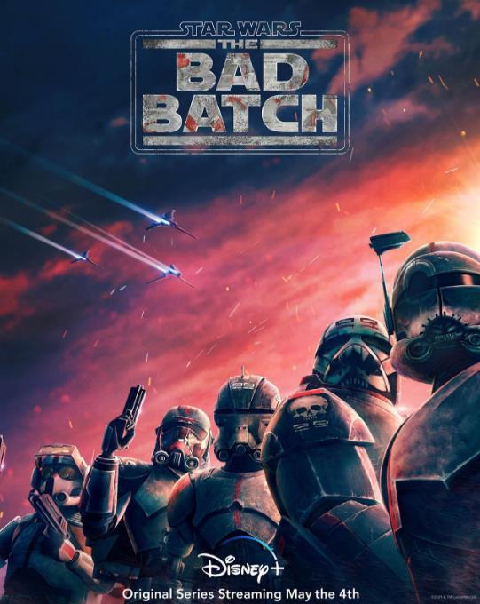 《星球大战:残次品》定档5月4日,日前公布公布新预告和海报!-米时光