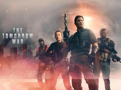 星爵新作《明日之战》发布正式预告,穿越未来作战外星人-米时光
