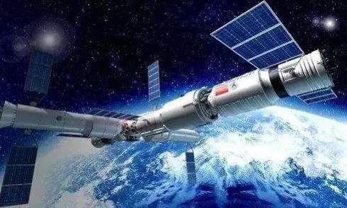 #天舟二号与天和核心舱完成交会对接#6.5吨的载运能力,世界第一!-米时光