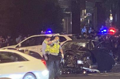 #南京警方通报男子驾车撞人捅人#司法自有公正,切莫无脑报复!-米时光