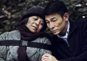 刘德华拿到《桃姐》剧本的时候泪流满面-米时光