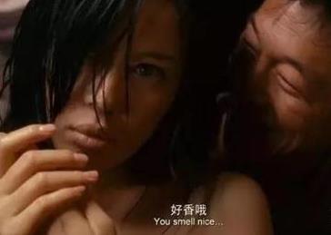 《杀生》中余男和黄渤亲密吻戏,足足拍了三天三夜-米时光