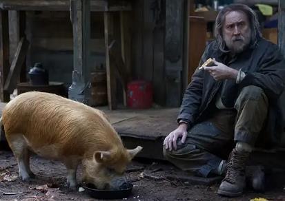 尼古拉斯·凯奇《救猪行动/Pig》上线,口碑炸裂!-米时光