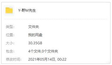 袁腾飞《野蛮先生》第1-2季百度云网盘下载[MP4/30.35GB]-米时光