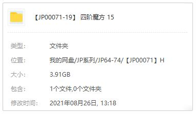 《王芳四阶魔方》视频培训课程百度云网盘下载[MP4/3.91GB]-米时光