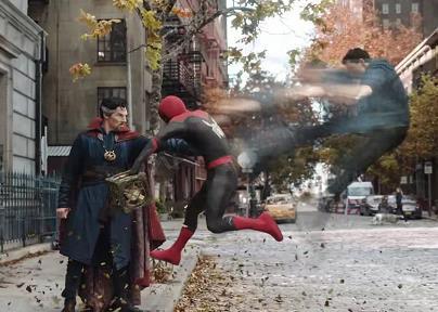 《蜘蛛侠:英雄无归》时长将超越《复仇者联盟:无限战争》的149分钟-米时光