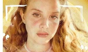 Lana Del Rey新专辑《Blue Banisters》百度云网盘下载[FLAC/MP3/231.57MB]-米时光