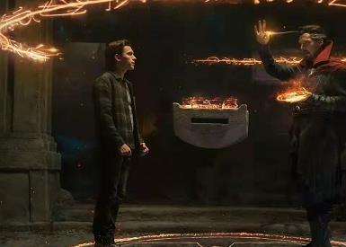 《蜘蛛侠3:英雄无归》奇异博士帮助蜘蛛侠实现一个近乎荒唐的愿望-米时光