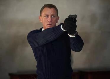 《007:无暇服死》10月29日上映还有一个多月的时间-米时光