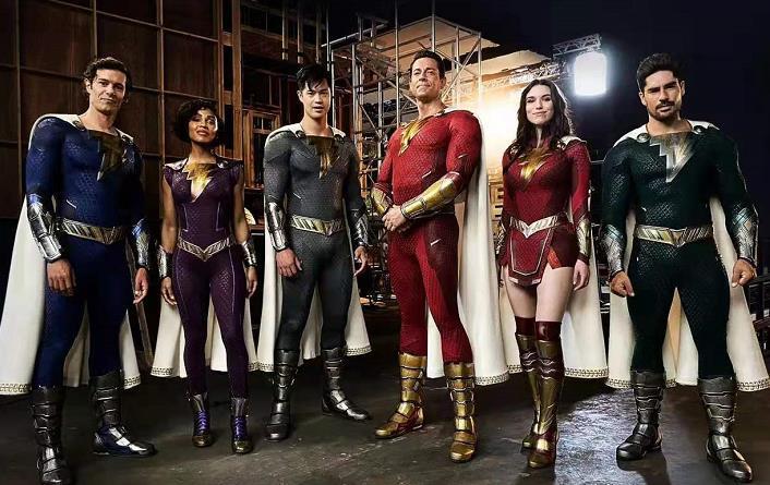DC电影《雷霆沙赞2:众神之怒》于今年8月底杀青-米时光